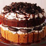 Slutty Brownie Cake