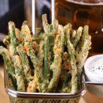 Easy Crispy Baked Green Bean Fries