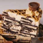 Peanut Butter Icebox Cake