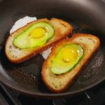 Avocado Egg-In-A-Hole