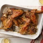 Warmdaddy's Braised Turkey Wings