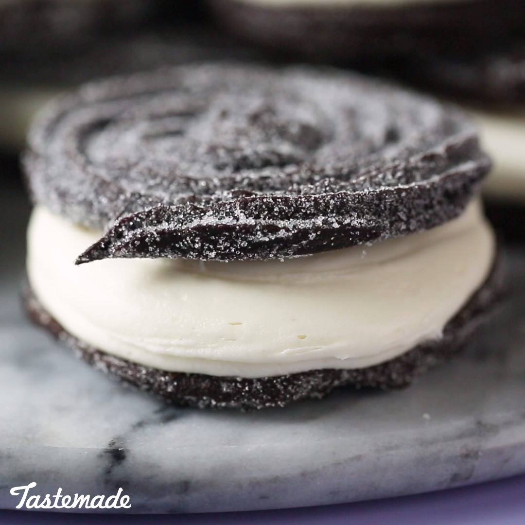 Oreo Churros - The Best Video Recipes for All
