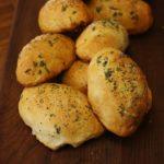 Garlic Herb Cheese Bites