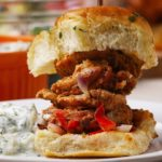 Chicken Gyro Sliders