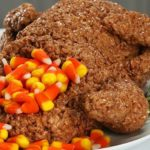 Rice Krispie Turkey