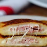 Ham and Cheese French Toast Pockets