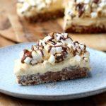 Rice Pop Marshmallow Cheesecake