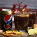 Happy Holidays Pepsi MAX Ginger Hot Toddy