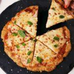 Keto Chicken Parm Pizza