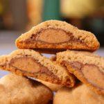 Reese's Stuffed Cookies