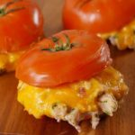 Tomato Bun Tuna Melts