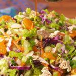 Chinese Chicken Mandarin Salad