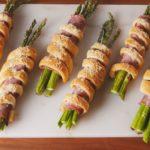Ham Asparagus Bundles