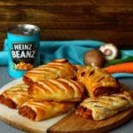 Heinz Beanz Veggie Sausage Rolls