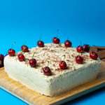 Black Forest Gateaux Ice Box Cake