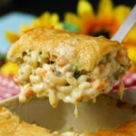 Mac 'N' Chicken Pot Pie