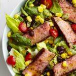 Steak Taco Salad