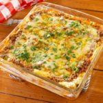 Keto Lasagna