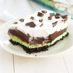 Mint Chip Lasagna