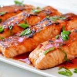 Sweet Chili-Lime Grilled Salmon