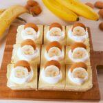 Banana Pudding Bars