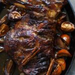 Slow Roasted Lamb