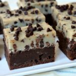 Chocolate Chip Cookie Dough Brownies: Take Two