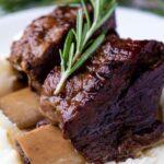 Slow Cooker BBQ Short Ribs