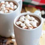 The Best Homemade Hot Chocolate