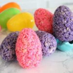 How to Make Rice Krispie Treat Easter Eggs