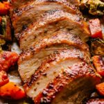 Tender and Juicy Pork Loin Roast Recipe