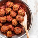 Lentil Meatballs (Vegan Gluten-Free)