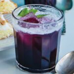 Blueberry Crush Cocktail