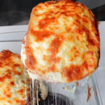 3 CHEESE BACON GRILLED CHEESE BAKE 🧀🥓
