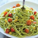 Creamy Vegan Avocado Pasta