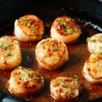 Garlic Butter Scallops