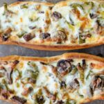 PHILLY CHEESE STEAK CHEESE BREAD