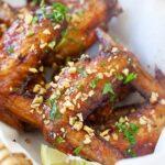 Fish Sauce Wings Pok Pok Wings Recipe
