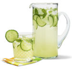 SPARKLING LIME CUCUMBER DRINK RECIPE